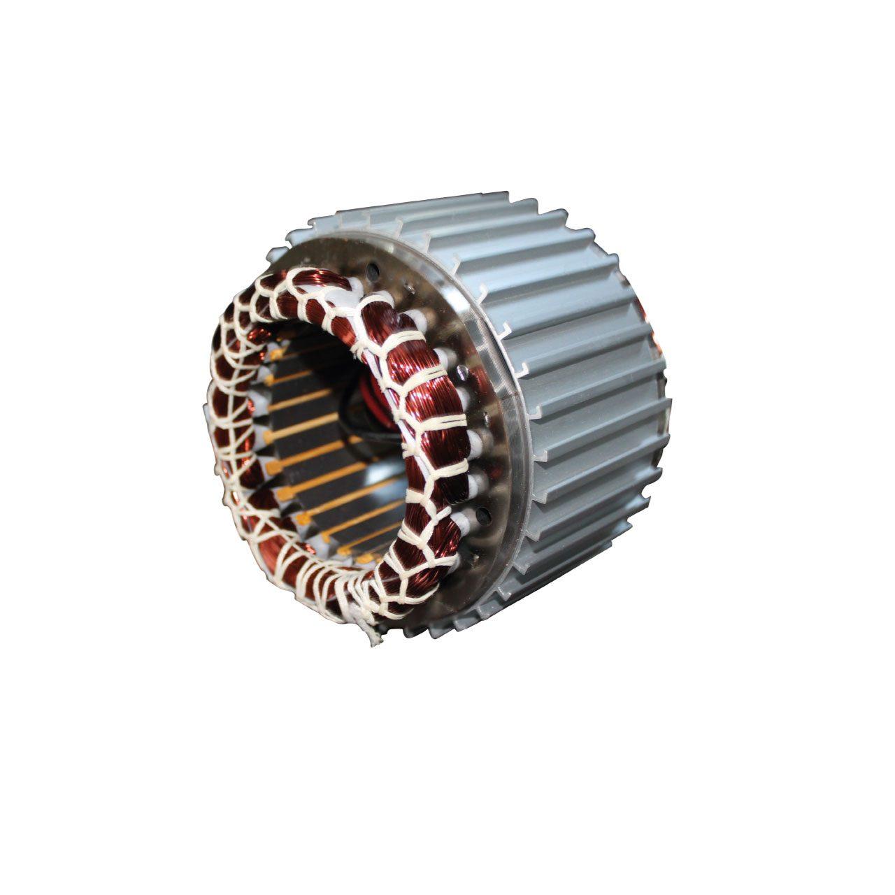 0,75 HP Kompresör Motoru