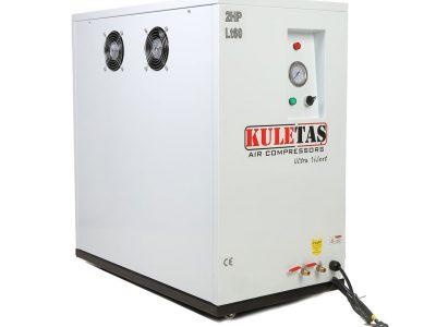 Kuletaş Kabinli Ultra Sessiz Kompresör 60 Litre