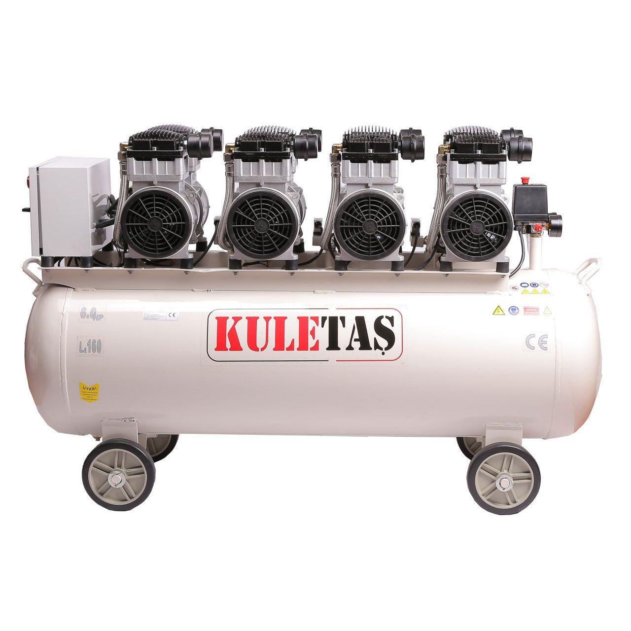 Kuletaş-Süper-Sessiz-Kompresör-160-Litre-6HP
